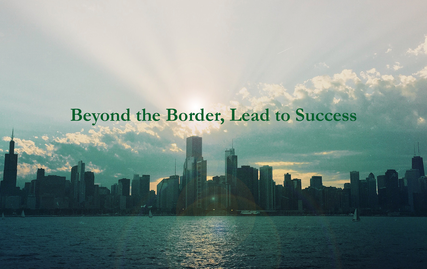 Beyond the Border, Lead to Success
