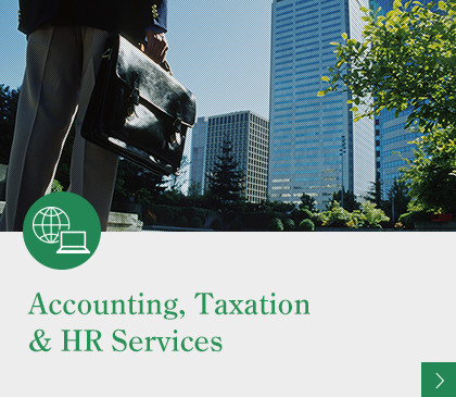 Accounting, Taxation & HR Services