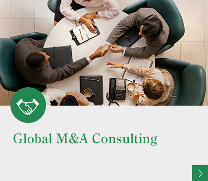 Global M&A Consulting