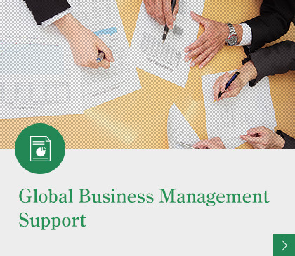 Global Business Management Support