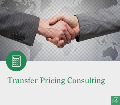 Transfer Pricing Consulting
